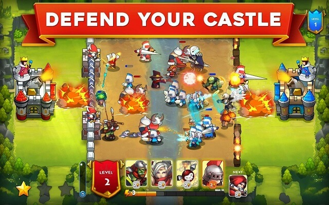 Game hay cho điện thoại Android (3)