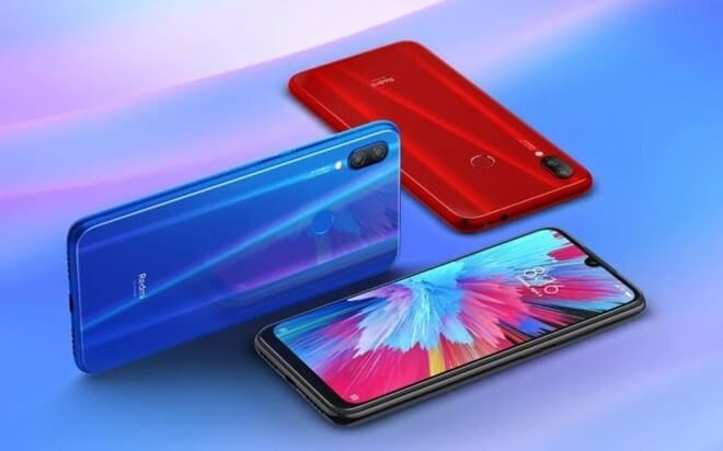 Xiaomi Redmi Note 7 Pro sở hữu viên pin 4000 mAh ấn tượng