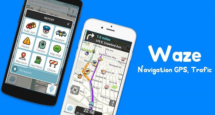 Ứng dụng Waze