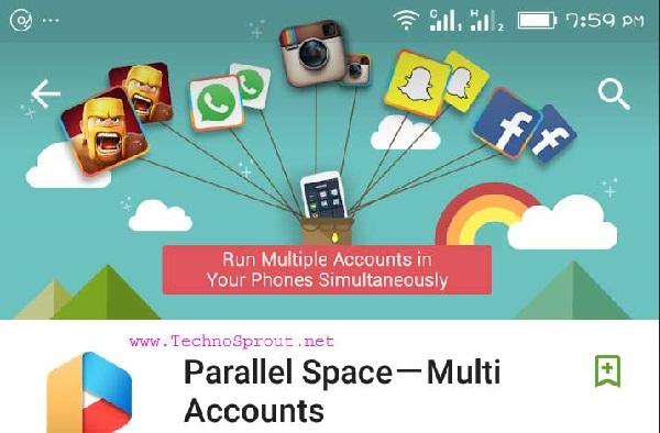 đăng nhập nhiều tài khoản cùng lúc trên Android (2)