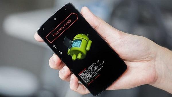 Mở khóa điện thoại khi quên mật khẩu trên Android