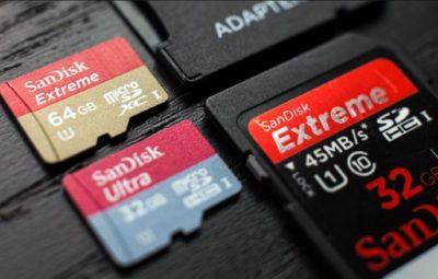 Hầu hết điện thoại Android đều được hỗ trợ thẻ nhớ ngoài