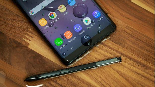 Galaxy Note 8 đạt tiêu chuẩn kháng nước IP68 ấn tượng