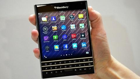 Đánh giá BlackBerry Priv so với Passport (2)
