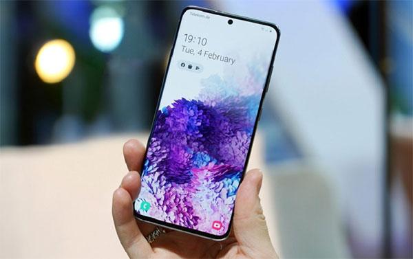 Màn hình Samsung Galaxy S20 Ultra là đẹp nhất thế giới thời điểm này