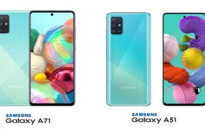 So sánh Samsung Galaxy A71 và Galaxy A51