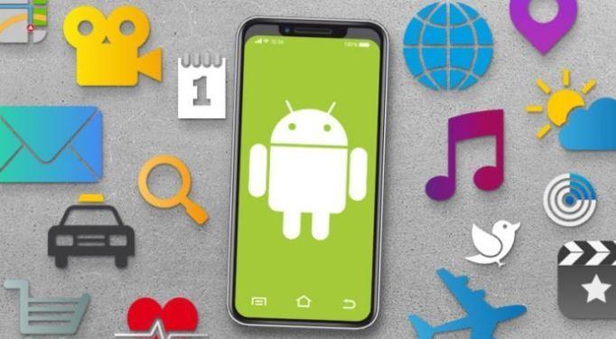Giao diện giả lập iOS vẫn chạy trên hệ điều hành Android