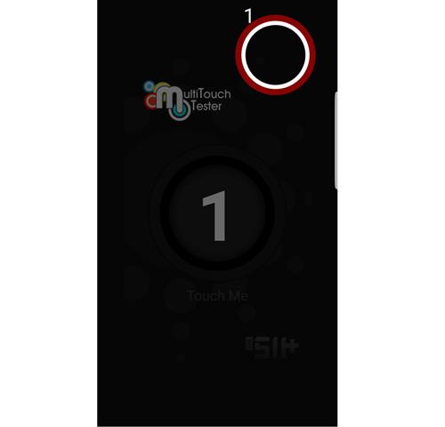 Test cảm ứng màn hình đa điểm trên Android (1)