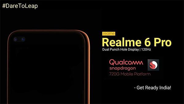 Realme 6 Pro dùng chip gì?