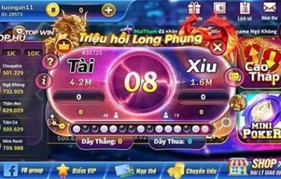 Game đánh bài Bigkool
