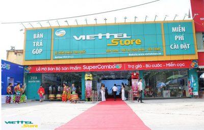 Chọn mua những sản phẩm smartphone chính hãng uy tín tại Viettel Store