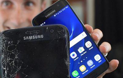 Điện thoại bị vỡ màn hình và không kích hoạt được chế độ USB Debugging
