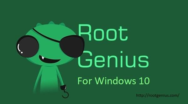 Phần mềm Root Genius