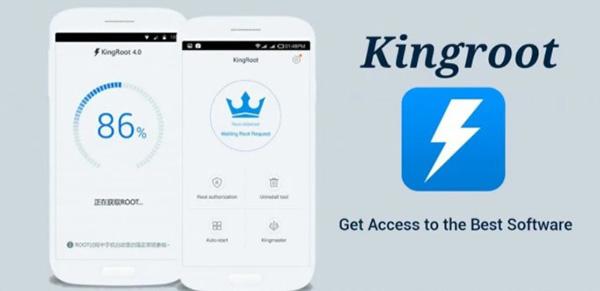 Phần mềm KingRoot