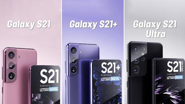 Samsung Galaxy S21 có mấy phiên bản