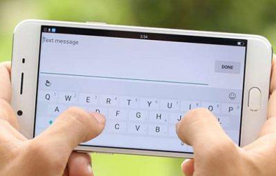 Hướng dẫn cách thay đổi bàn phím Oppo