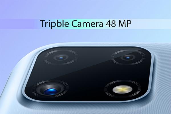 Camera trên Realme C25 có gì đặc biệt?