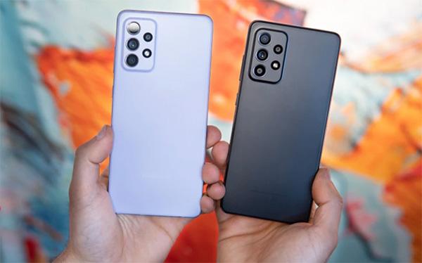 So sánh camera Galaxy A51 và A52