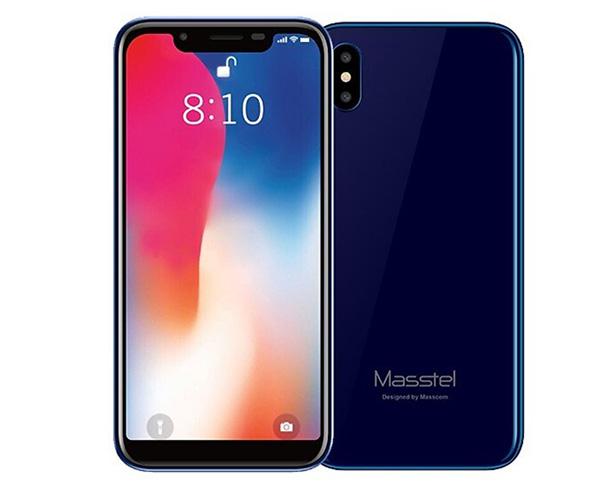 Không chỉ có điện thoại bàn phím, Masstel cũng có những sản phẩm smartphone giá rẻ