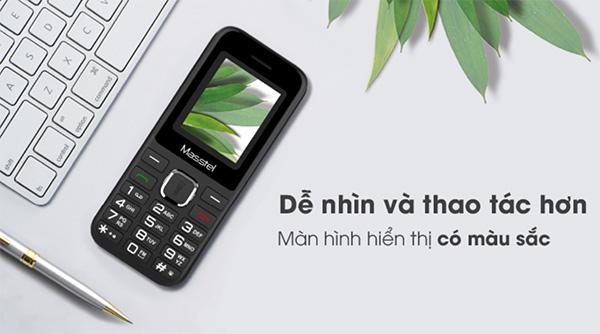 Điện thoại Masstel của nước nào?