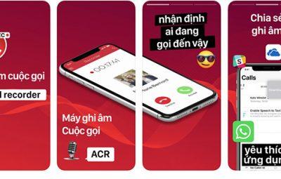 Bạn hoàn toàn có thể ghi âm cuộc gọi trên iPhone sử dụng những phần mềm này