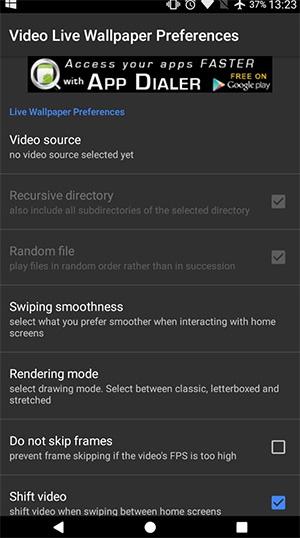 Cài đặt video làm màn hình khóa trên Android (2)
