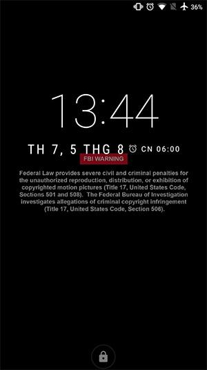 Cài đặt video làm màn hình khóa trên Android (3)