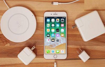 Sử dụng sạc pin của iPad cũng giúp tăng tốc độ sạc iPhone