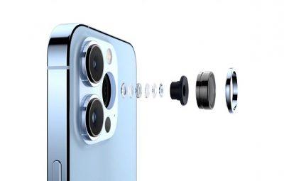 Camera trên iPhone 13 Pro và Pro Max